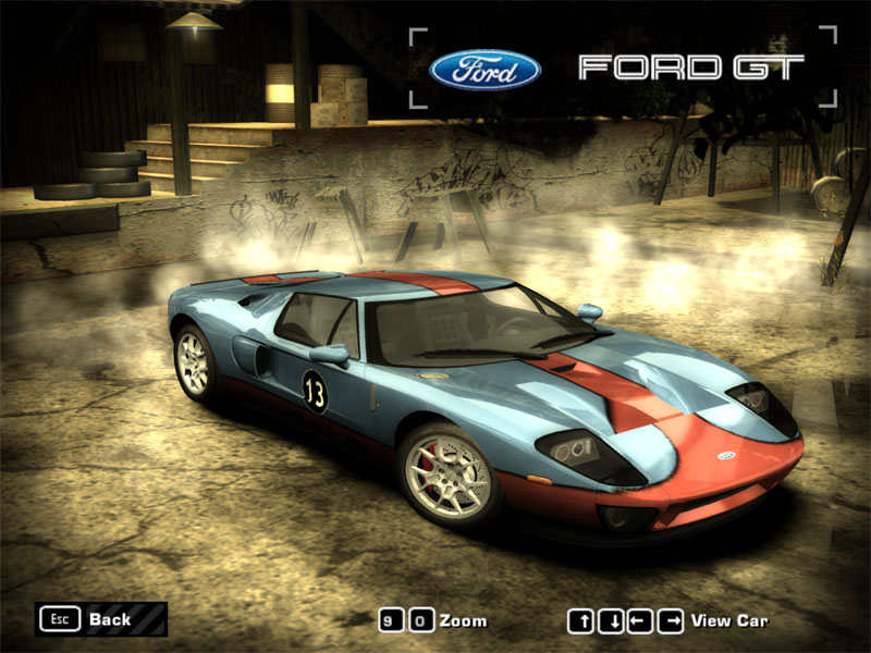 Установка 1. Need for Speed Most Wanted. arcade.