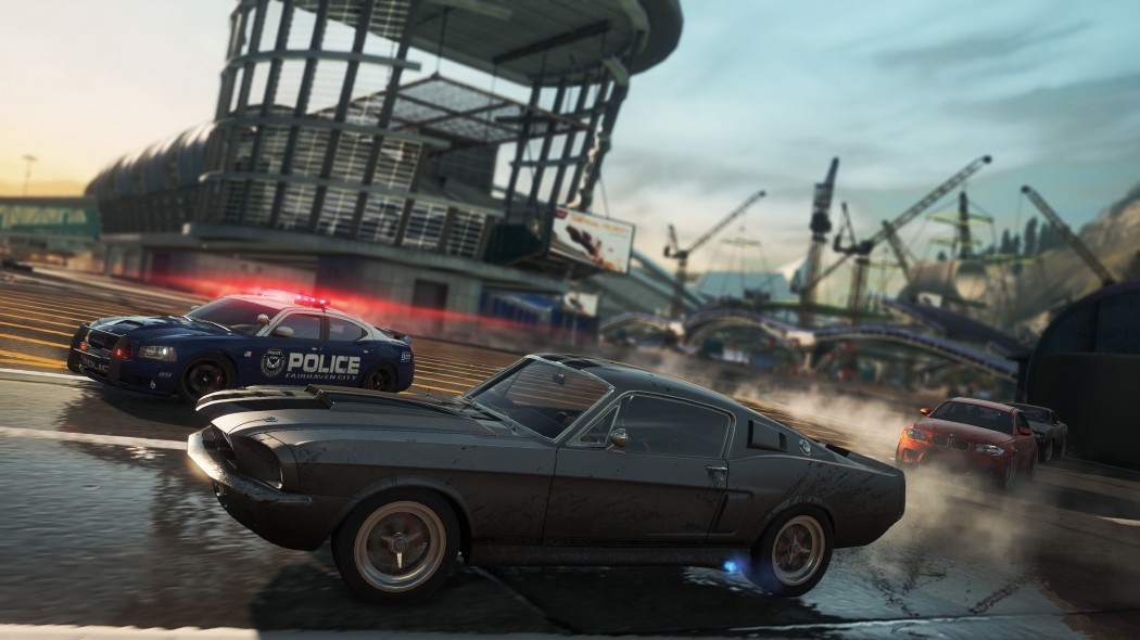 Образ nfs most wanted