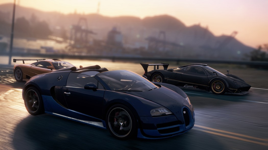 bugatti veyron grand sport vitesse need for speed most wanted location nfs most wanted 2012. Black Bedroom Furniture Sets. Home Design Ideas