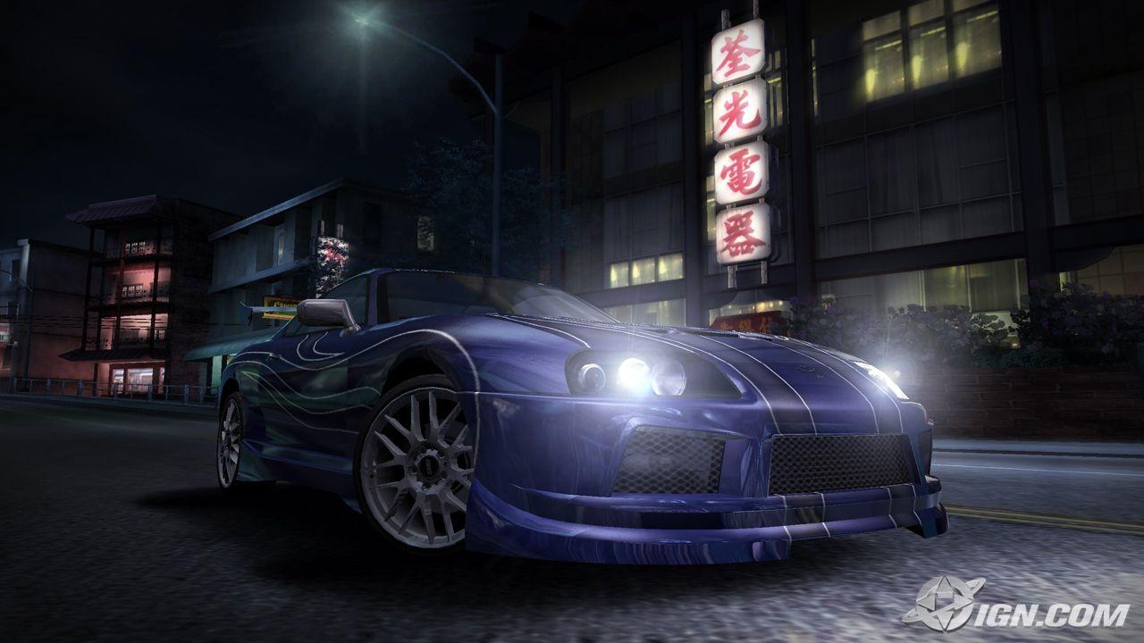 Скачать игру need for speed: carbon (2006)