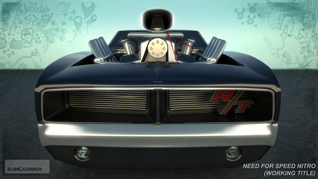 Need For Speed - Shift, Nitro, World Online