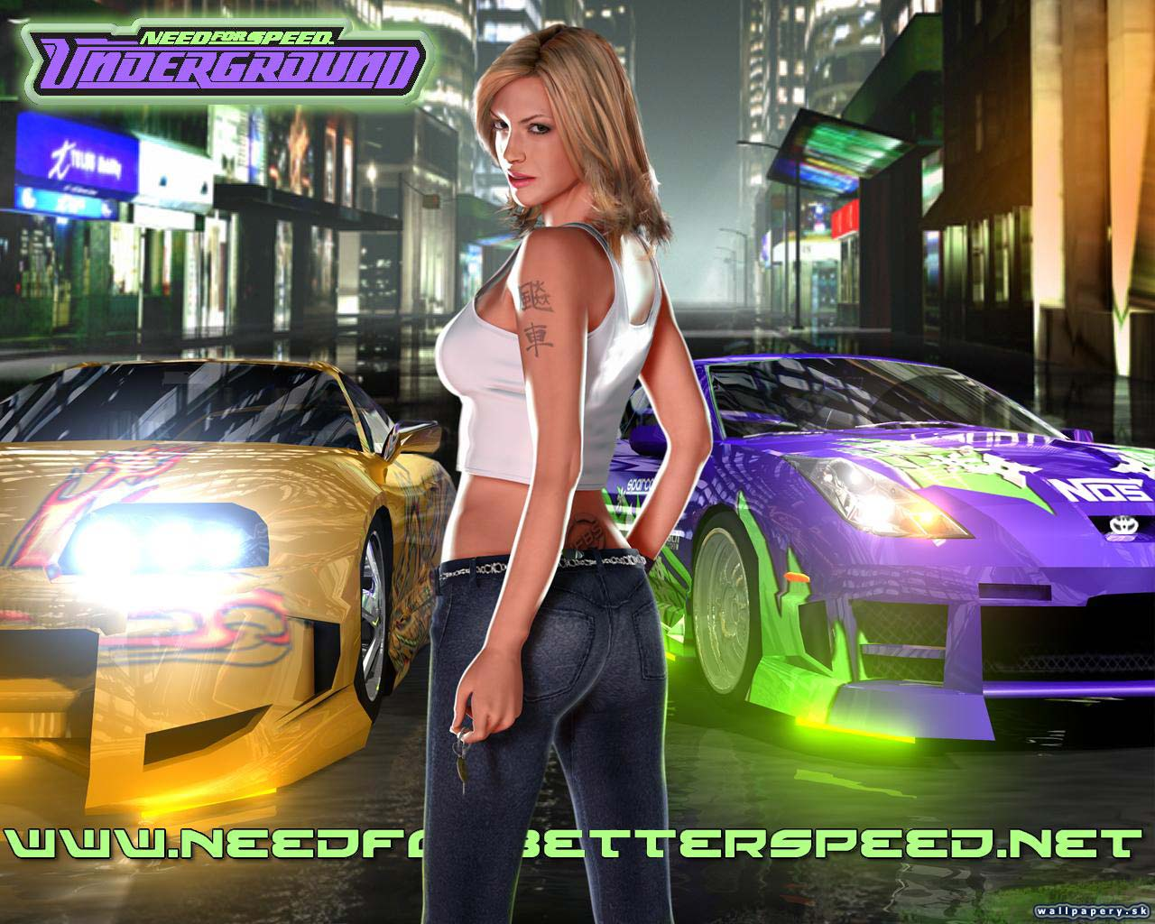 Need for speed underground nude mod sexy image