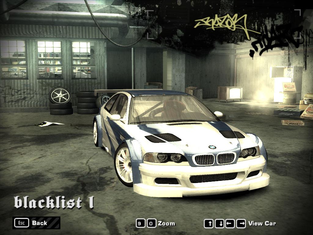 BMW M3 GTR Famous Sport Cars
